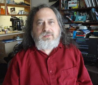 Richard Stallman à la FSF